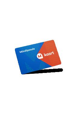 Olemasoleva kaardile 100 euro krediidi laadimine